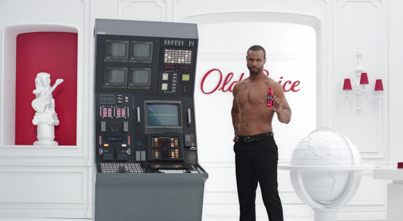 Old Spice humiliates 9 fake products!